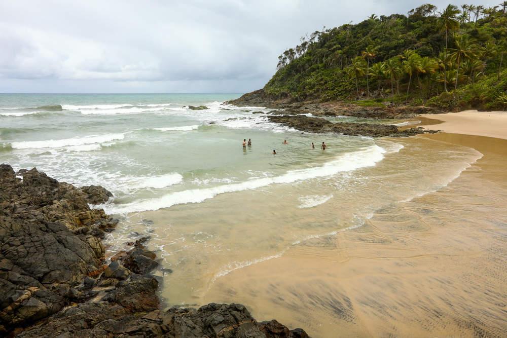 Praia da Gamboia