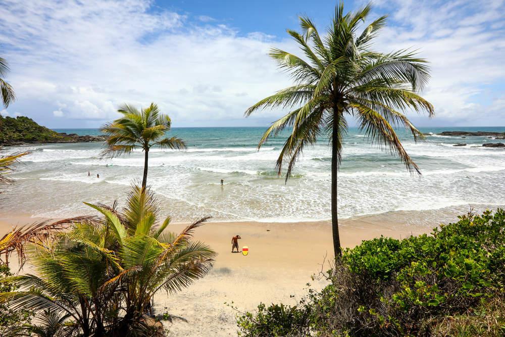 Praia da Engenhoca