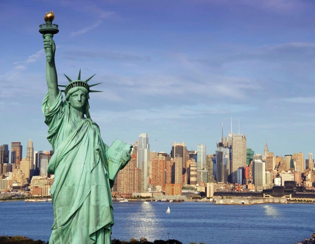 Estátua da Liberdade, Nova York - EUA